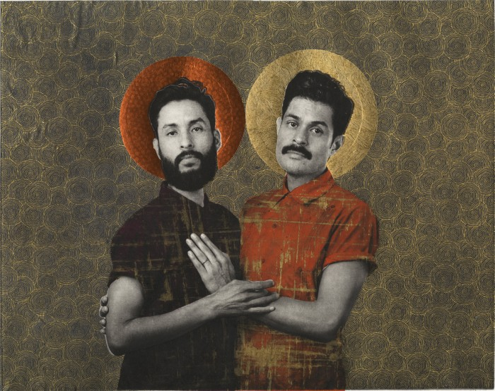 Carlos & Fernando. 2016, From the series 'Queer Icons.'