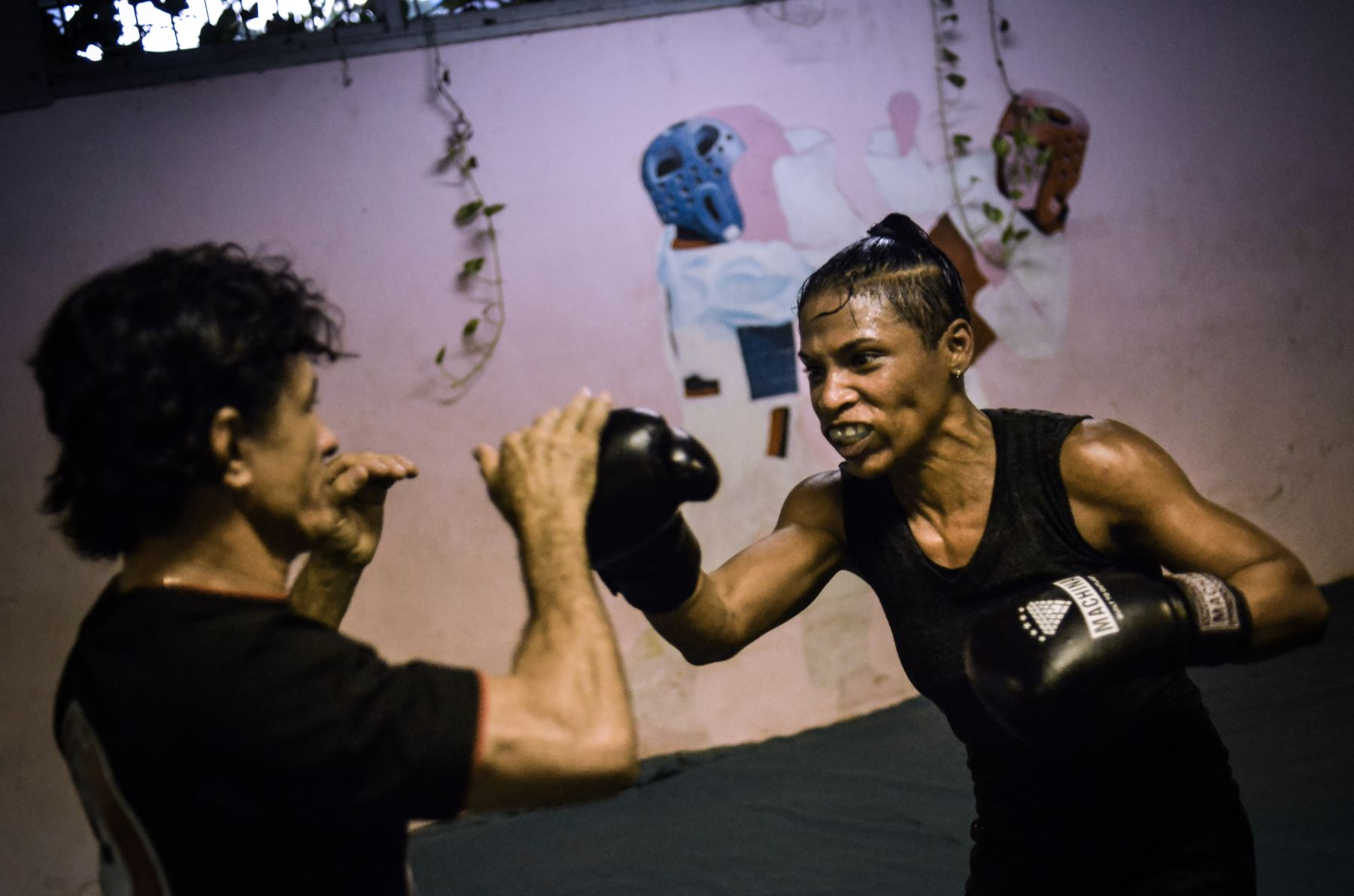 Meet Namibia Flores Rodriguez, the Only Known Female Boxer in Cuba