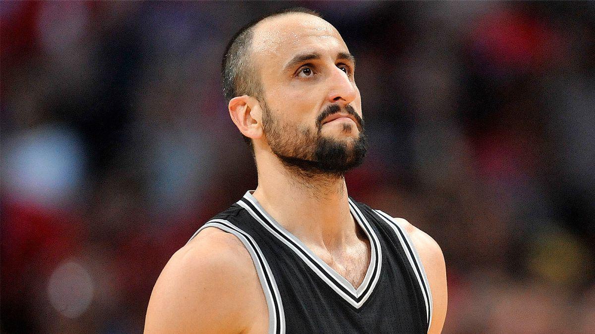 Manu Ginobili Unsure of NBA Future