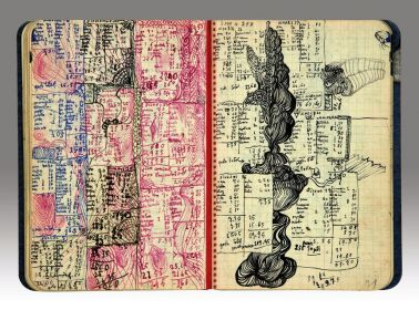 Salvador Dali's Doodle-Filled Unpublished Diaries Sell for $104,000