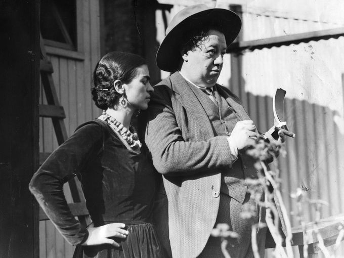 New Exhibit Is an Intimate Look at Frida Kahlo and Diego Rivera's Relationship and Careers