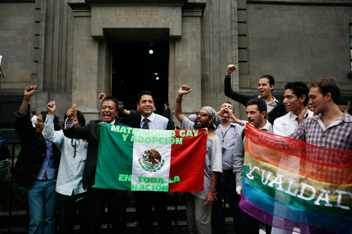 Mexico's LGBT Community Faces Violence Despite Major Gains In.