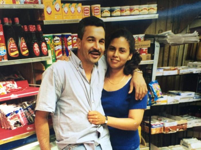 Damaris and Freddy Castillo