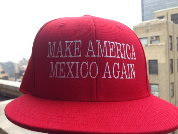 these viral make america mexico again hats are now officially for