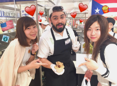 Here's What Happened When Japan Met Brooklyn's Best Chamoyada and Mofongo