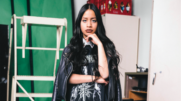 Chingona Southside Artist Runsy Will Be Featured in Red Bull's 30 Days in Chicago Series