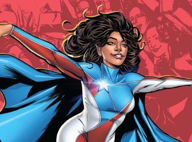 A Kick-Ass Afro-Boricua Superhero Comic Will Debut This Fall