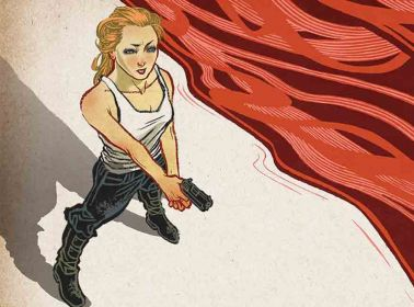 """""""Sombra,"""" a Comic Book on Cartel Violence Illustrated By Someone Who Lived It"""