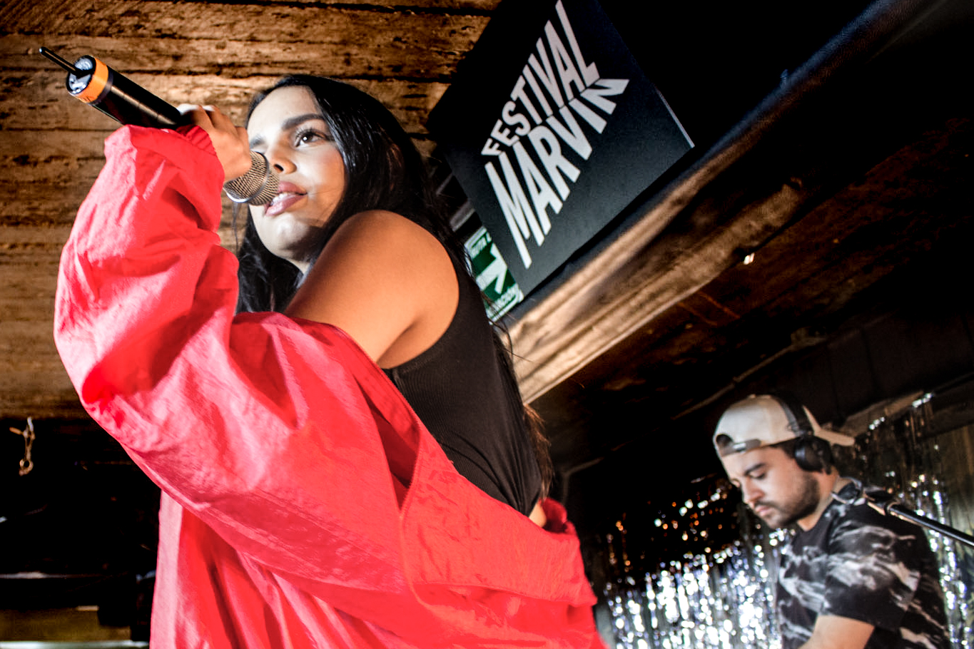 PHOTOS: A Look at Festival Marvin's Boricua Hip-Hop, Guitar Raves, and Primordial Punk