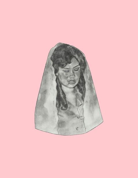 'Mi Madre' illustration by Runsy.