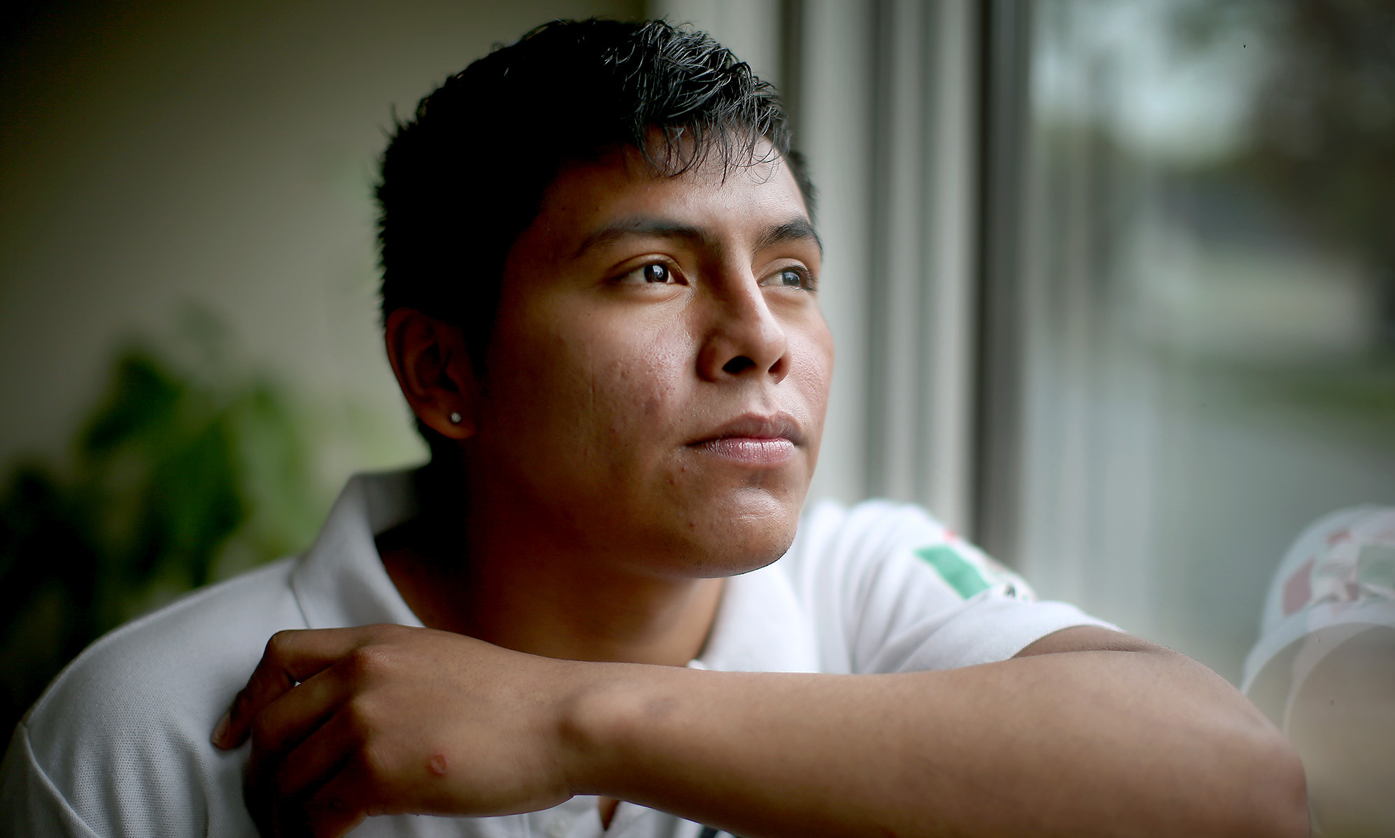 A Classmate of the Missing 43 Now Seeks Asylum in the US