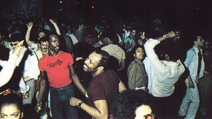 Paradise Garage, one of New York's iconic queer nightclubs.