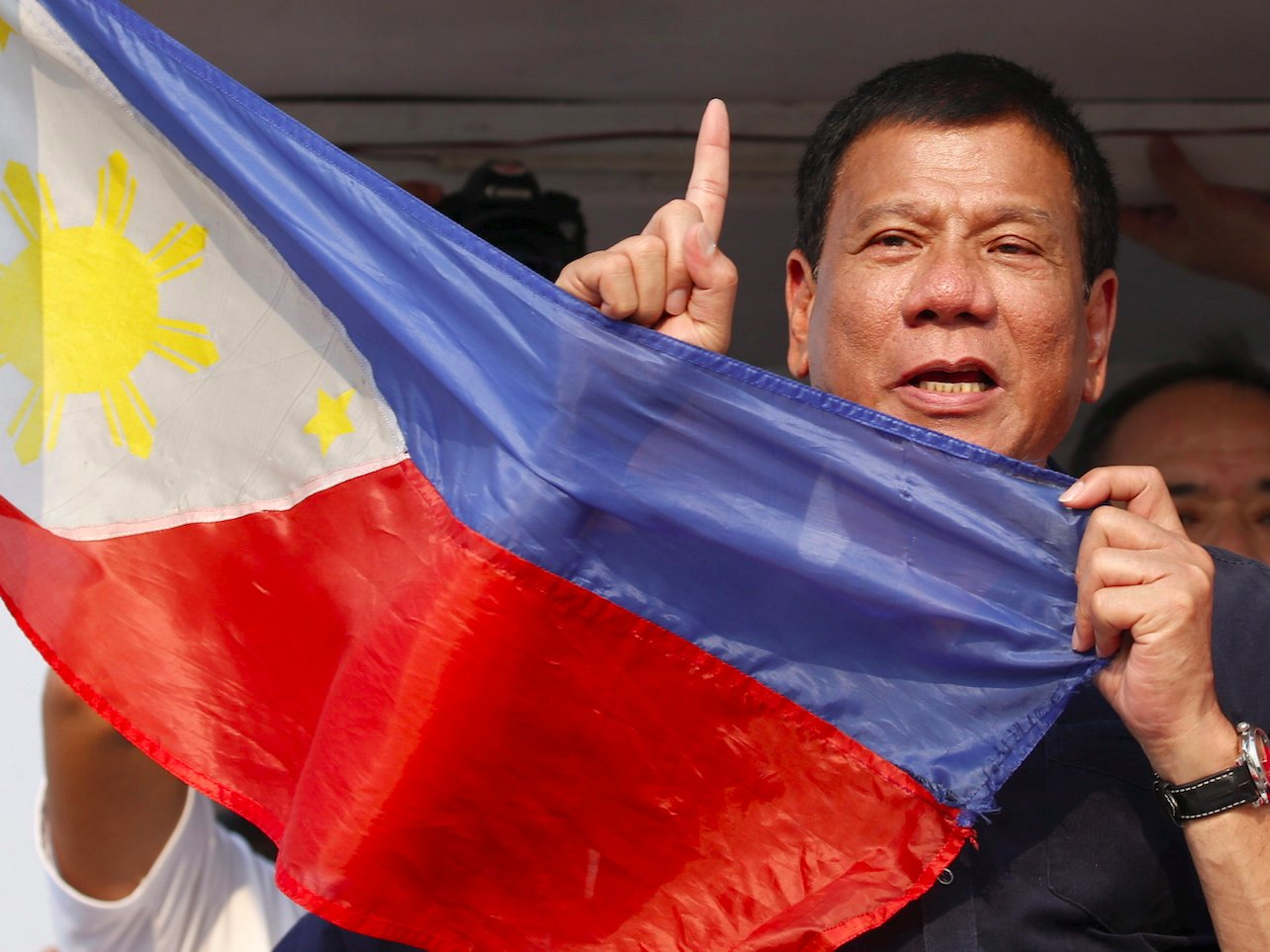 Here's What We Know About the Philippines Election So Far
