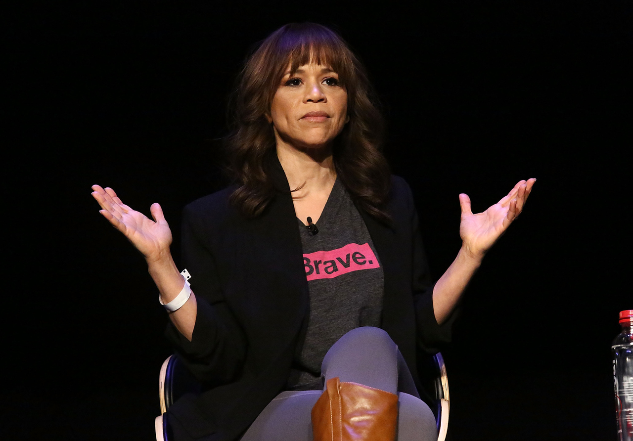 Rosie Perez Shares the Brutal Truth of Being a Female Actor of Color in Hollywood