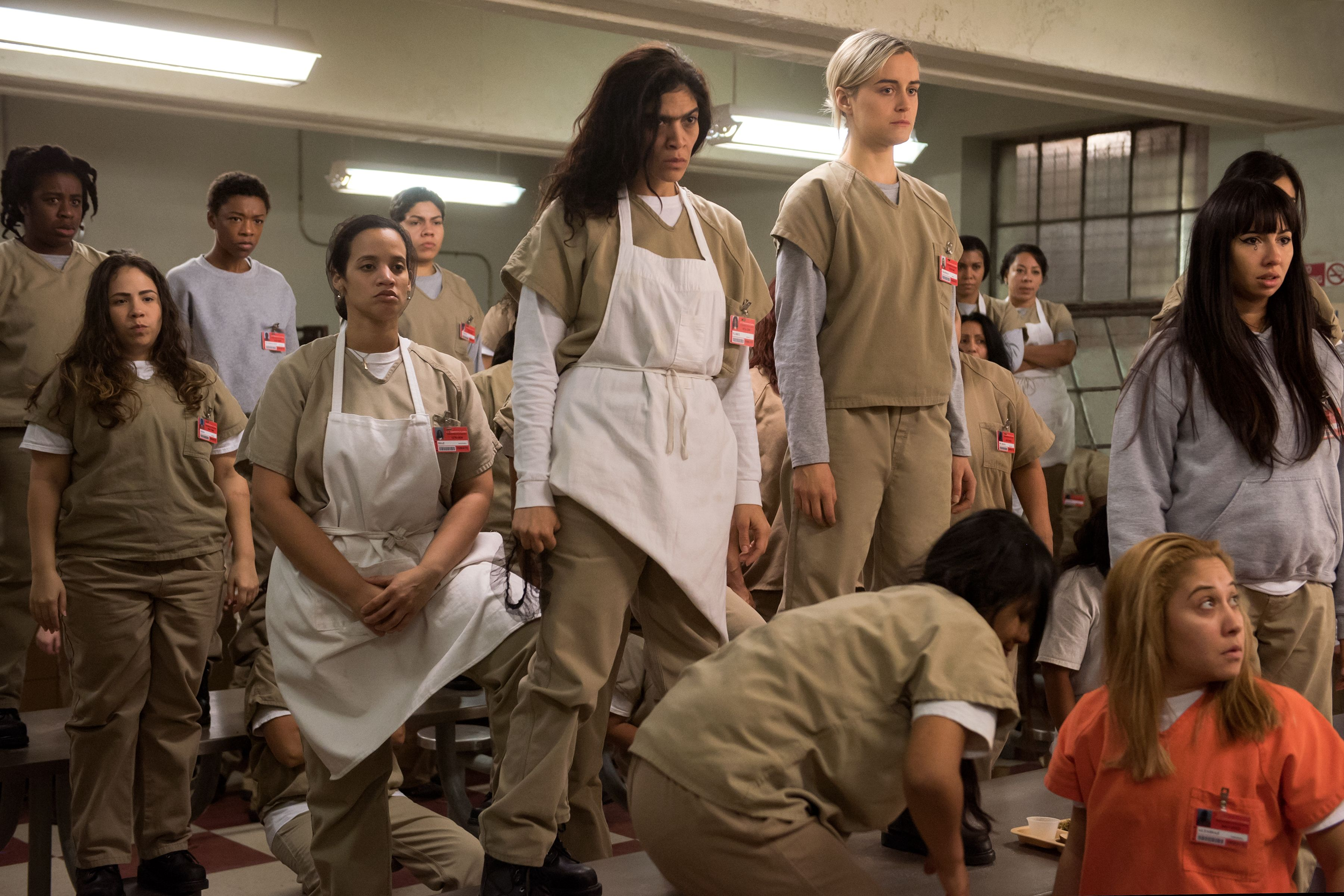 TRAILER: With Latinas Rising Up, Shit's About to Get Real on Season 4 of 'Orange Is the New Black'