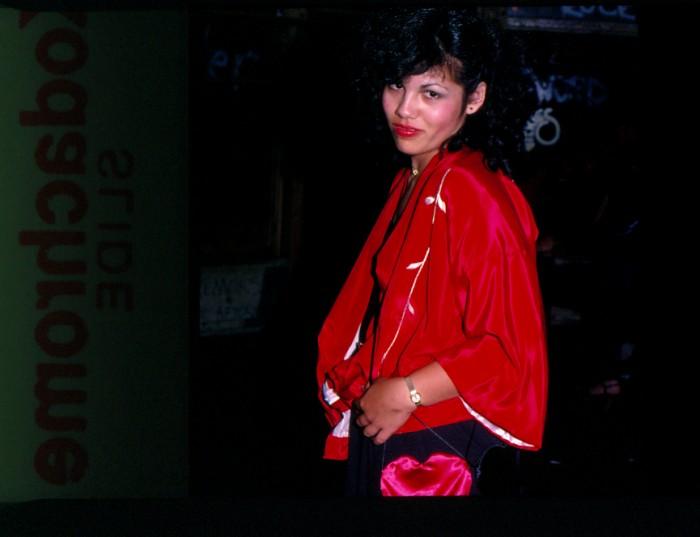 Theresa Kereakes in 1978