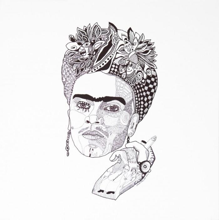 Cacho Falcon Frida