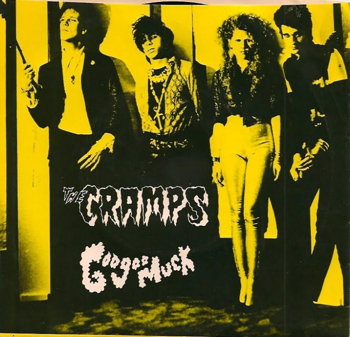 Kid Congo with The Cramps
