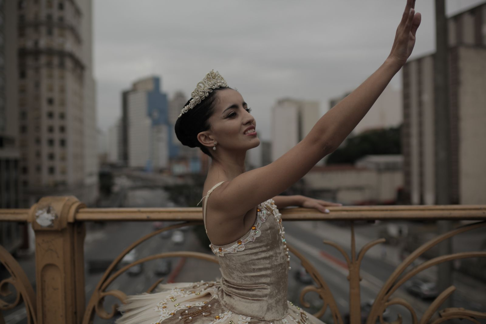 Director Alexandre Peralta on Learning Not to Underestimate in His Doc About Blind Ballerinas