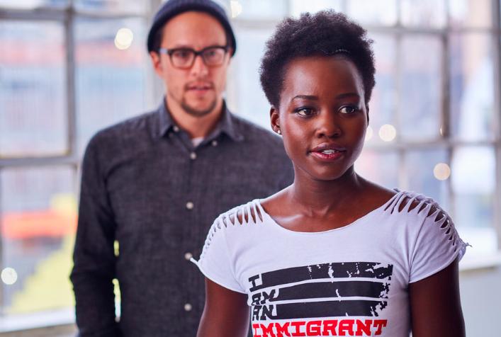 Lupita Nyong'o, Rosario Dawson & More Honor Immigrants in Powerful PSA