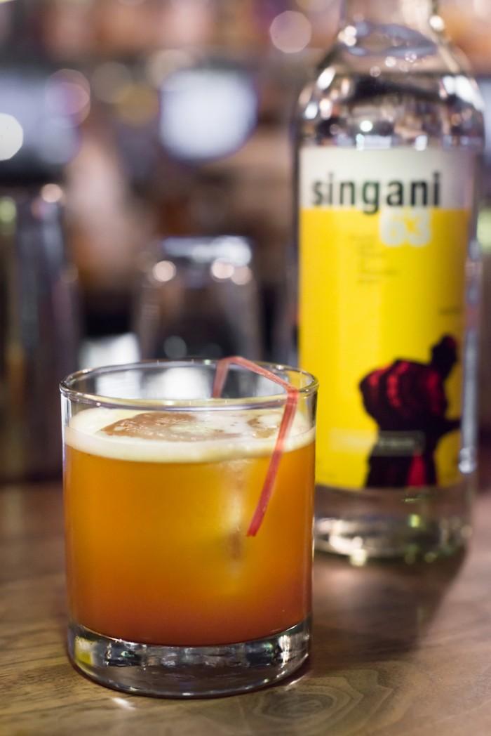 Singani_food