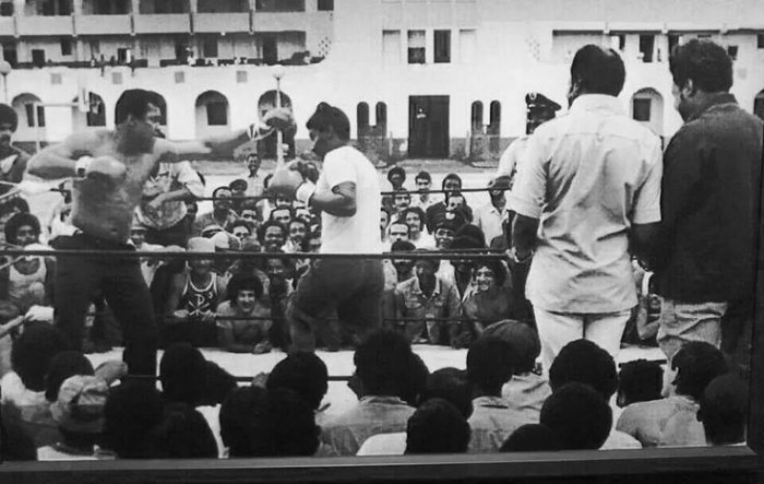 That Time Iris Chacón Made Muhammad Ali Lose a Fight ...