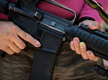 PHOTO: Look Into the Lives of Colombia's Female Guerrilla Fighters in These Powerful Photos