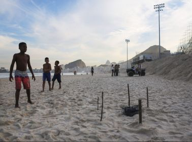 Rio's Olympics Nightmare Continues After Body Washes Up Near Beach Volleyball Site