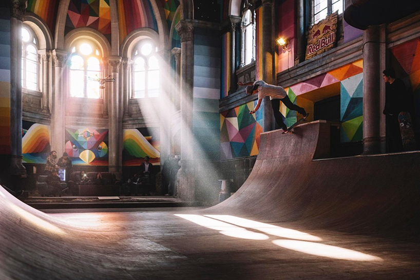 Instagram to Follow: Worship at the Altar of Skateboarding at La Iglesia Skate