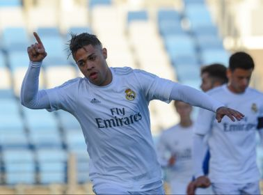 Dominican Player Mariano Diaz Makes a Rare Stateside Appearance on Real Madrid's US Tour