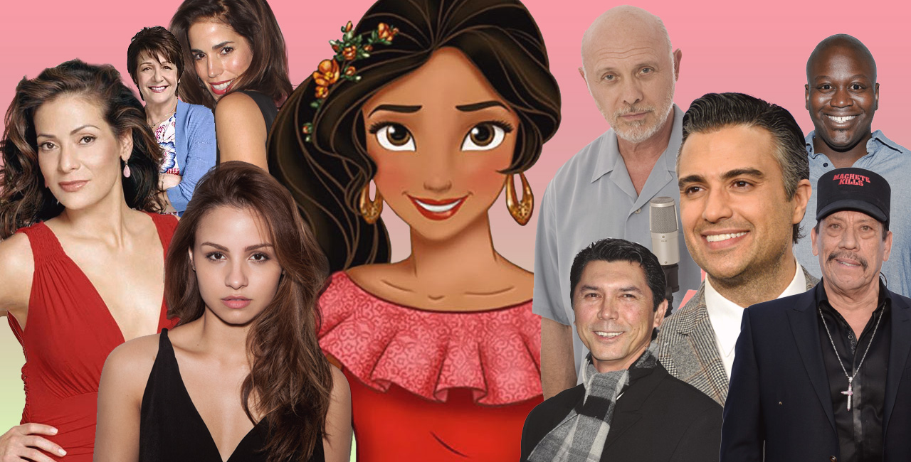Danny Trejo, Lou Diamond Phillips, Jaime Camil & More to Guest Star on 'Elena of Avalor'