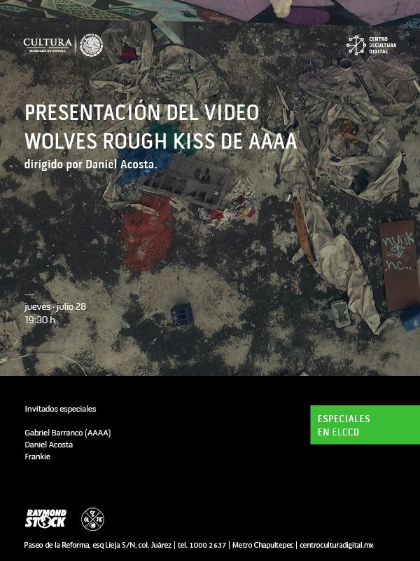 AAAA wolves rough kiss promo_music