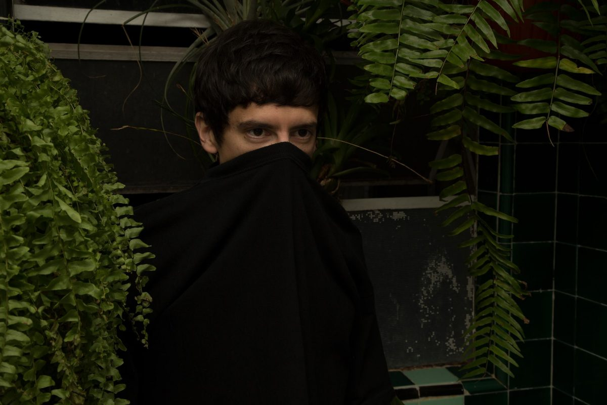 """Here's a Sneak Peek at AAAA's Sinister New Video for Acid Techno Track """"Wolves Rough Kiss"""""""