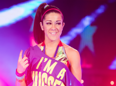 Bayley Makes WWE Main Roster Debut, and Fans Lost Their Minds