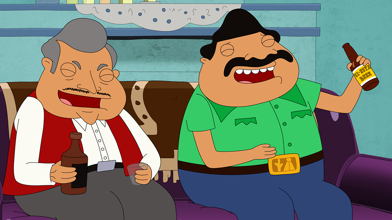 Fox's Animated Series 'Bordertown' Broke Barriers for Latino Talent & Is Now Streaming on Netflix