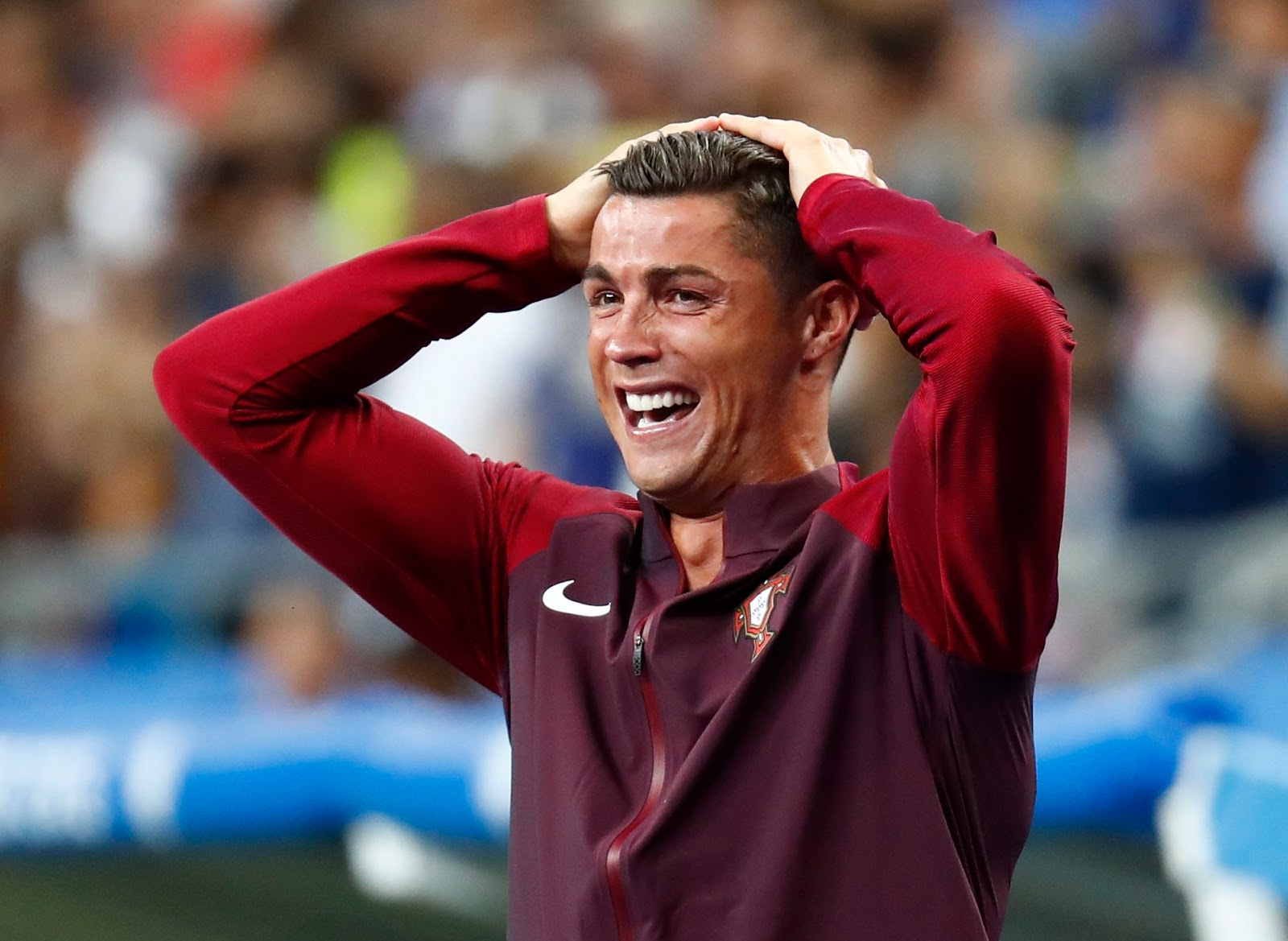 Love Him Or Hate Him, Cristiano Ronaldo Became the Leader His Team Needed at Euro 2016