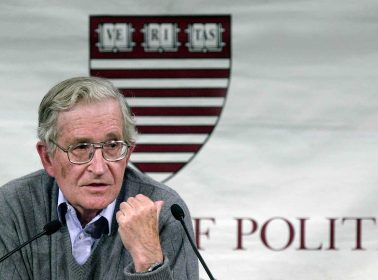 Noam Chomsky: Indigenous Activists Are Saving the World from Environmental Disaster