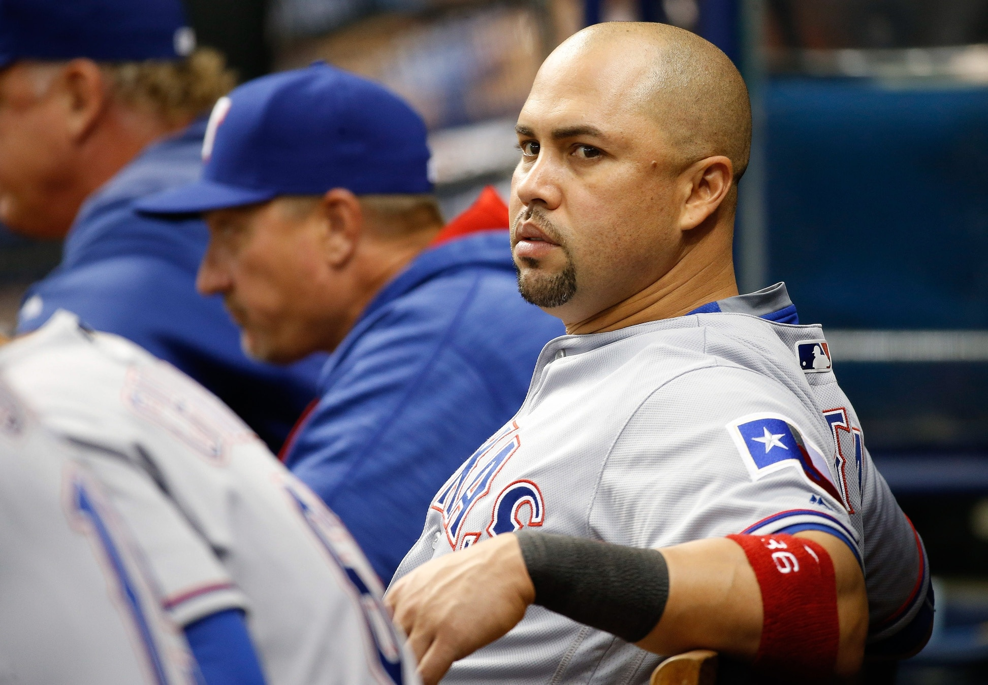 Carlos Beltran Cured His Baldness With A Magic Marker