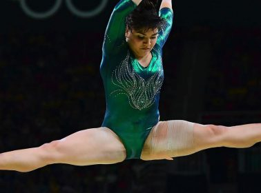 Artists Defend Bullied Mexican Gymnast Alexa Moreno With Body-Positive Portraits of Her Athleticism