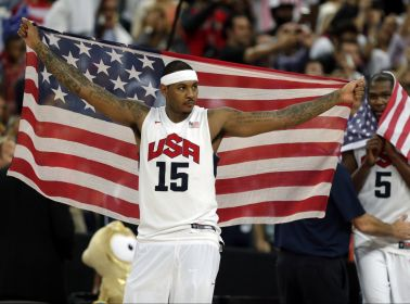 Carmelo Anthony is on Track to Becoming the Best US Olympic Baller of All Time