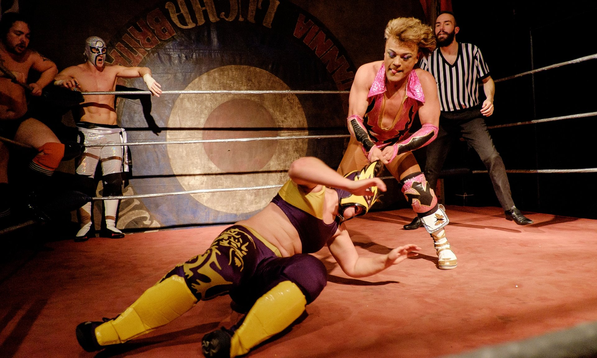 You Should Stream: This Short Doc on the Gay Luchador Fighting Machismo While Looking Fierce