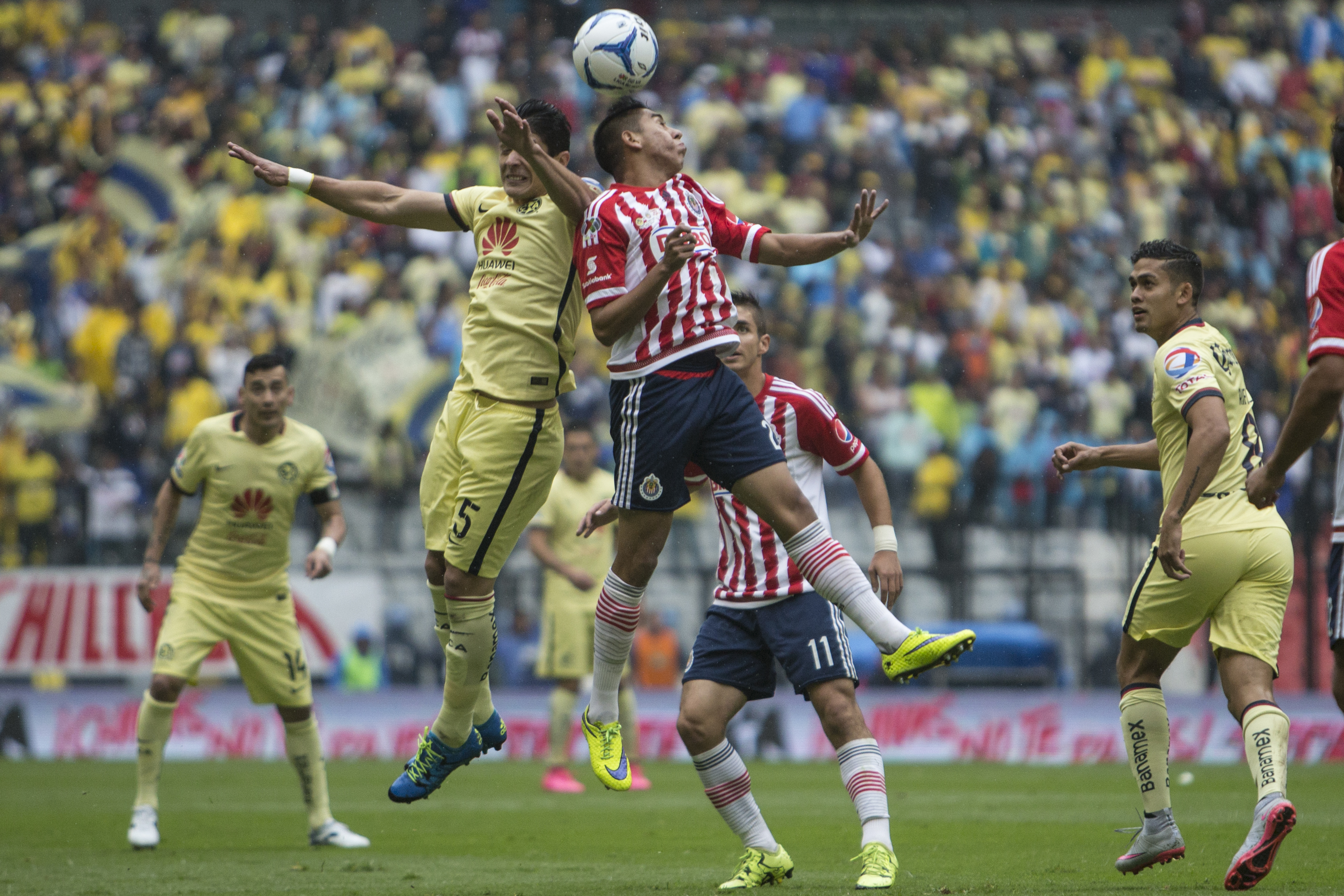 After Humiliating Clásico Nacional Defeat, Twitter Proved América Is the Team Mexicans Love to Hate