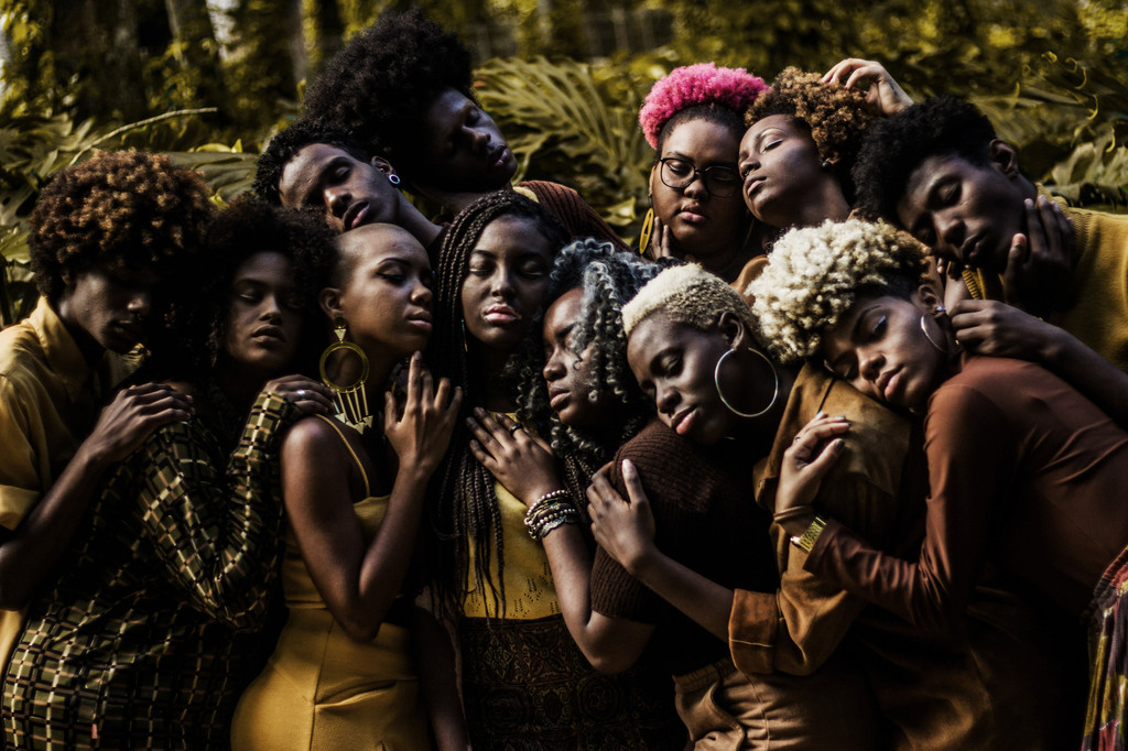 In 'Darkskins' Series, This Brazilian Photographer Pays Homage to Blackness