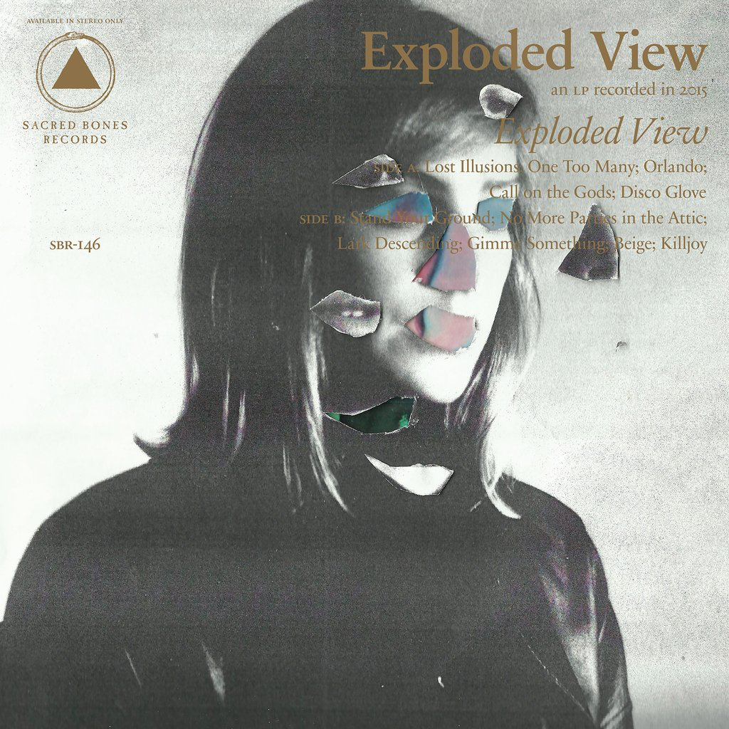 Exploded View's Debut LP Is Fierce and Meandering Rock Improv