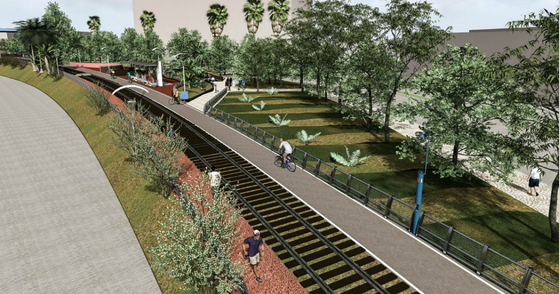 Bikes Without Borders: This Mexican City Wants to Build a Bike Path to Texas
