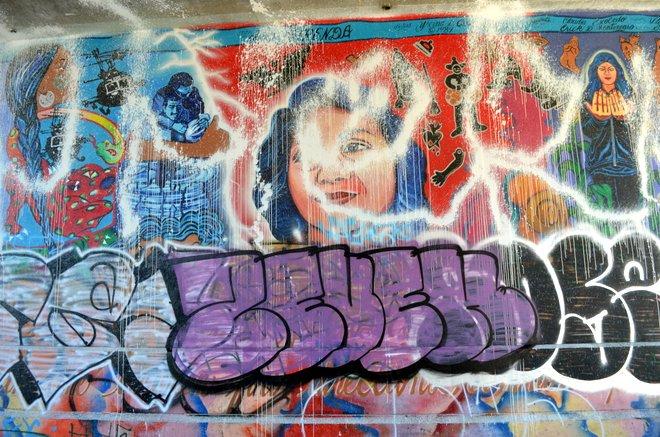 la ofrenda vandalized_culture