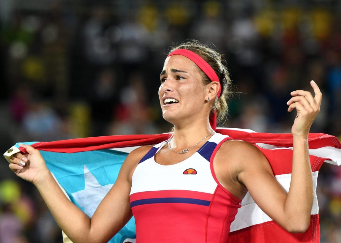 Mnica puigs olympic gold is symbol of resilience for puerto ricans for puerto ricans mnica puigs olympic gold is a symbol of resilience in tough times biocorpaavc Images