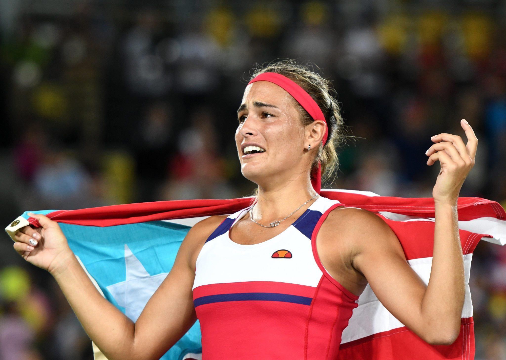 Monica puig 39 s open letter to puerto ricans for Puerto rican