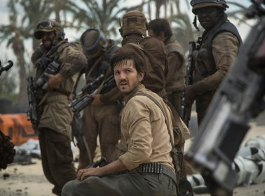 This Is Why Diego Luna's Role in 'Rogue One: A Star Wars Story' Is Historic for Latino Actors