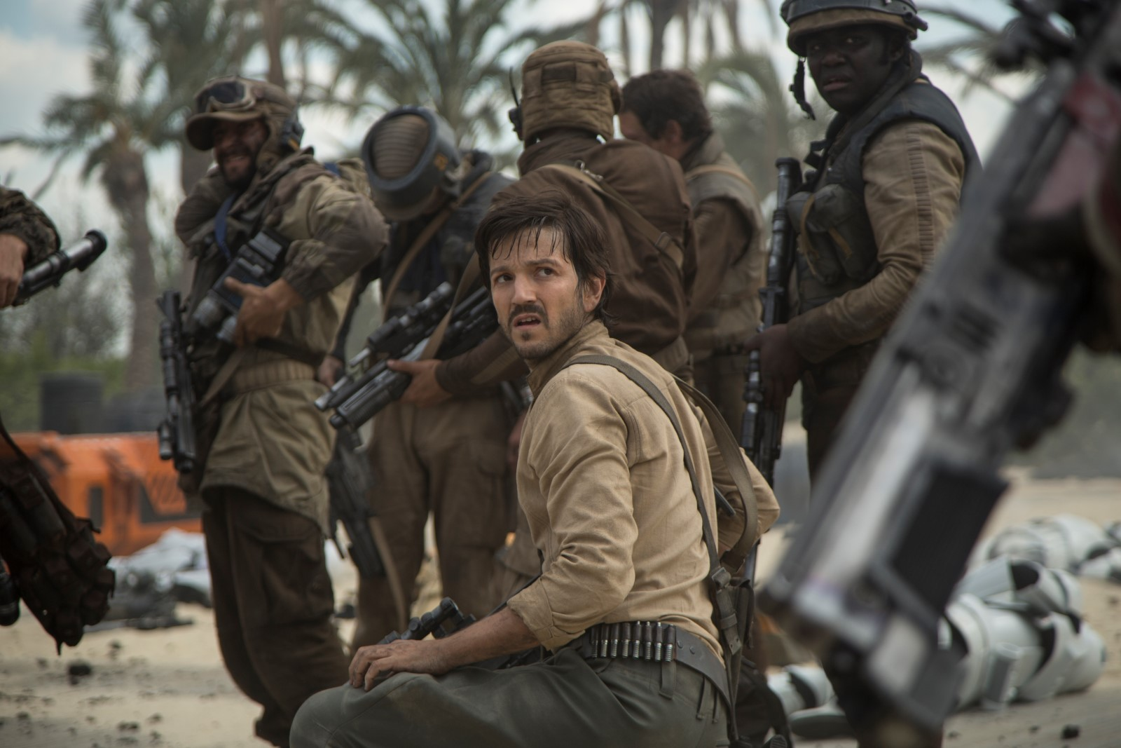 Diego Luna to Star in 'Star Wars: Rogue One' Prequel Series